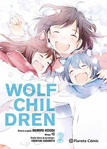 Wolf Children 2
