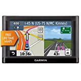 Garmin nvi 52LM 5-Inch Portable Vehicle GPS with Lifetime Maps (US) (Certified Refurbished)