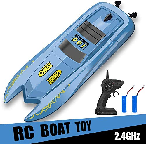 Our #5 Pick is the INLAIER RC Boat
