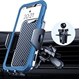 andobil Car Vent Phone Holder [2 Ultra Stable Clips] Hands Free Universal Air Vent Phone Mount for Car [Anti-Slip] Vent Clip Car Phone Holder Fit for iPhone 13 12 Pro Max Samsung s21 and All Phones