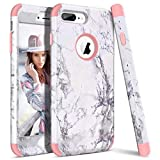 WE LOVE CASE for iPhone 7 Plus 8 Plus Case Shockproof