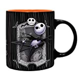 ABYstyle - Disney - The Nightmare Before Christmas - Tazza - 320 ml - Jack & Zero