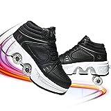 Zapatos con Ruedas, Zapatos para Niños, Niñas, Ruedas, Zapatos con Ruedas, Zapatos De Skate, Zapatillas De Moda para Niños