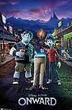 Trends International Disney Pixar Onward - Dad Teaser Wall Poster, 22.375' x 34', Unframed Version