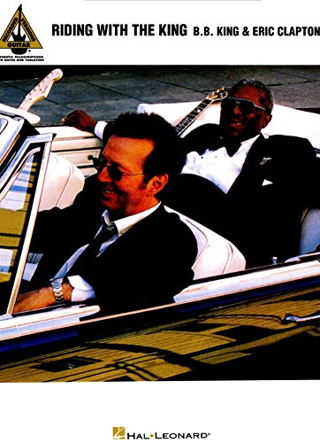 B.B. King & Eric Clapton - Riding with the King Songbook (Guitar ...
