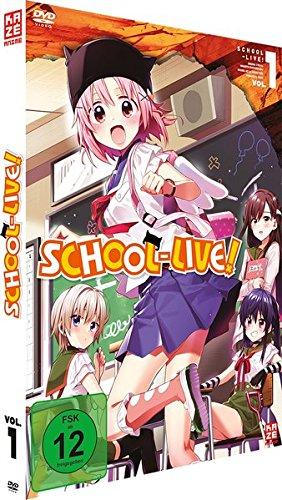 School-Live! - Gakkou Gurashi! - Vol.1 - [DVD]