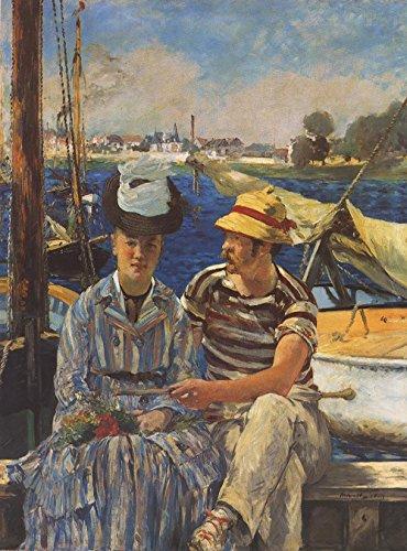 Edouard Manet - Argenteuil - Small - Matte Print