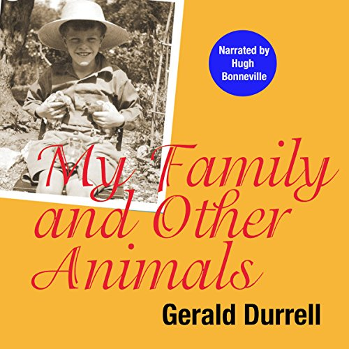 My Family and Other Animals Titelbild