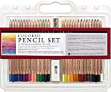 30 premium pencils in a spectrum of colors They come ready to go with an included sharpener Get them to fill in a stress-relieving adult coloring book Perfect for letting children and teens express themselves artistically A must have for the artist i...