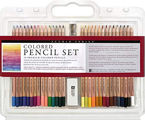 Studio Series Colored Pencil Set (Set of 30)