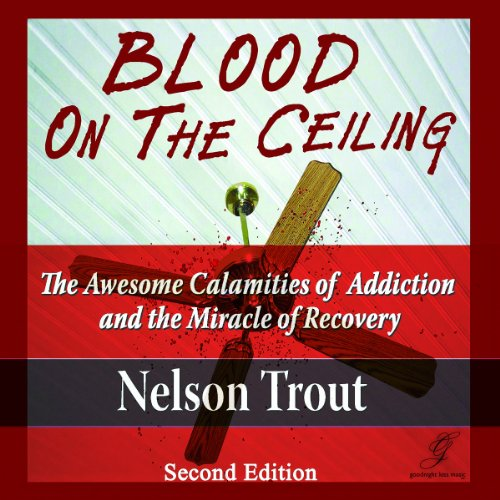 Blood on the Ceiling audiobook cover art