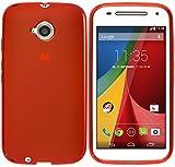 kazoj Schutzhülle kompatibel mit Motorola Moto E 2.