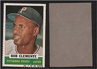 1960 bazooka baseball cards