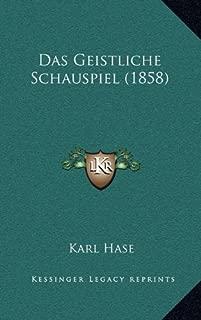 Das Geistliche Schauspiel (1858)