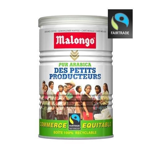 Malongo des Petits Producteurs Dose, 250g