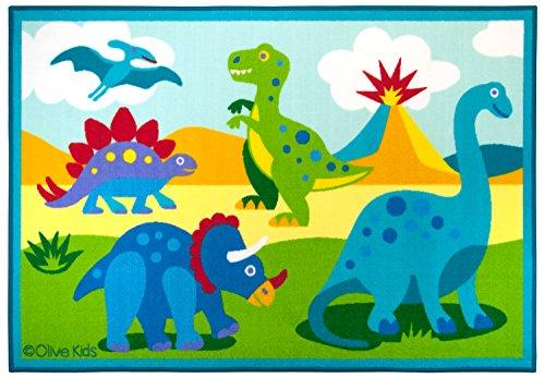 Wildkin Terre Dinosaur 5X7 Tapis
