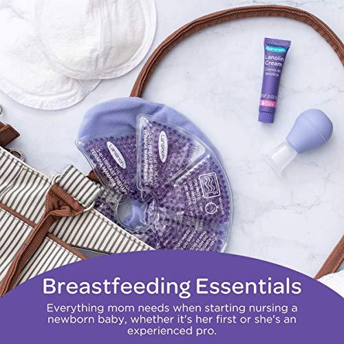 Lansinoh Breastfeeding Starter Set for Nursing Moms
