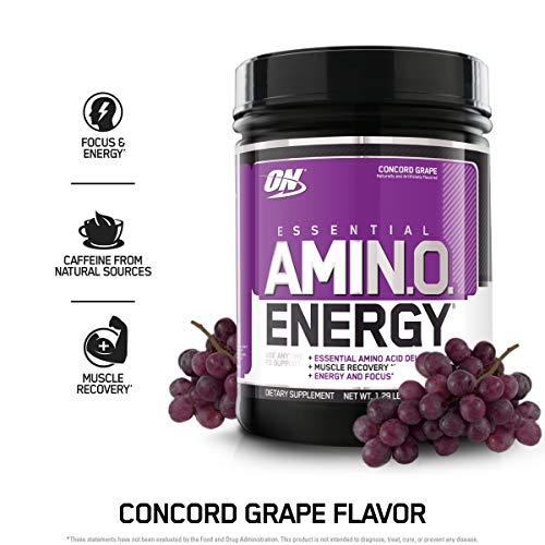 Optimum Nutrition Amino Energy - Pre Workout
