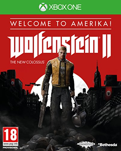 Wolfenstein II: The New Colossus 'Welcome to Amerika' Pack - Xbox One [Importación inglesa]