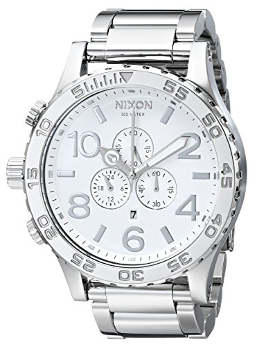 Nixon 51-30 Chrono. 100m Water Resi…