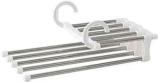 Dolloress Towel Hanger for Closet Towel Rack Holder Portable Saving Space