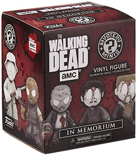 Funko misterio Mini Walking Dead in memoriam un misterio figura de acción , color/modelo surtido