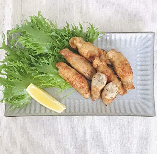 冷凍食品)鶏皮ギョーザ 500g (25g×20個入)