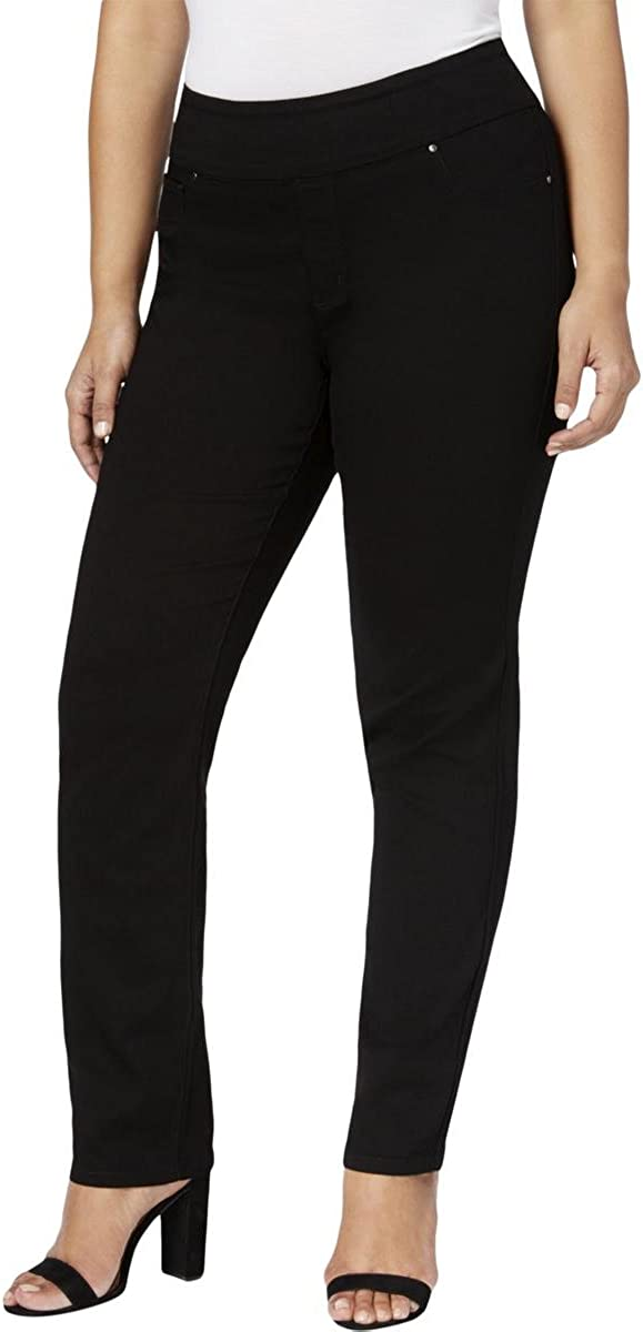 Charter Club Womens Cambridge Slim Fit Jeans