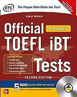 OFFICIAL TOEFL IBT TESTS VOLUME - 2