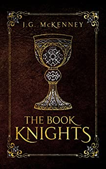 The Book Knights by [J.G. McKenney]