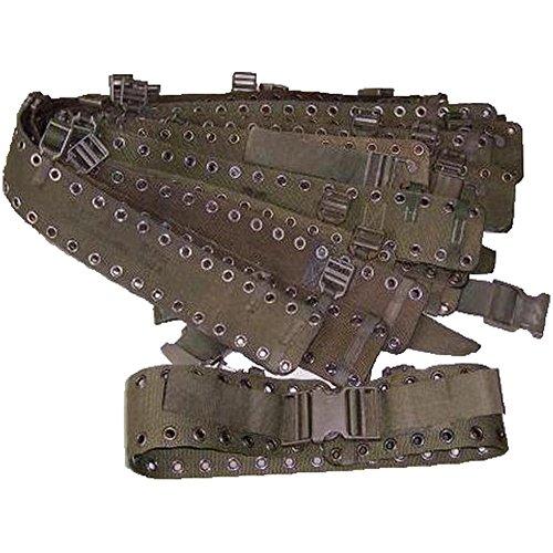 Armeeverkauf 10x BW Hüftgurt des Koppeltragegestells