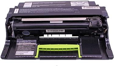 Compatible con El Cartucho De Tóner LEXMARK 50F0Z00 para El Cartucho De Tóner De Impresora Láser LEXMARK MS / MX317DN MS417DN 517DN 617DN MS617DE,Negro