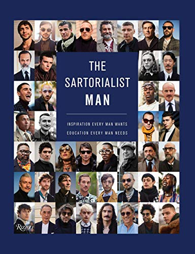 The Sartorialist: MAN: Inspiration Every Man Wants, Education Every Man Needs