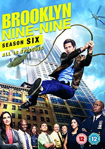 DVD3 - Brooklyn Nine-Nine: Season 6 (3 DVD)