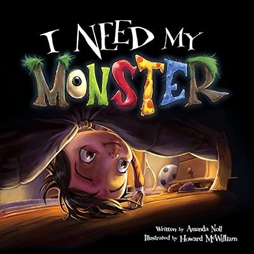 I Need My Monster cover art
