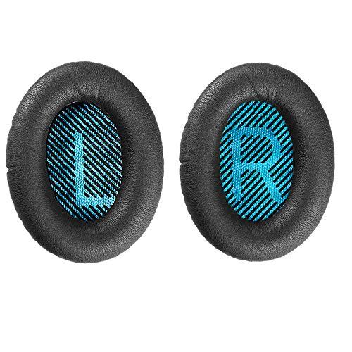 Almofada de ouvido Bingle de substituição para Bose QuietComfort QC 2 15 25 35 almofada de orelha para QC2 QC15 QC25 QC35 SoundLink SoundTrue Around-Ear II AE2