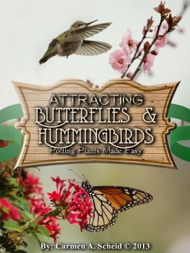Easy Potting Plants that Attract; Butterflies and Hummingbirds (Attracting...