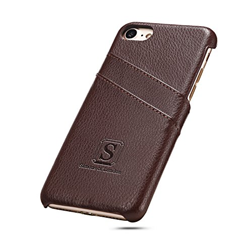 Simons of London iPhone 8 / iPhone 7 Leather Case,...
