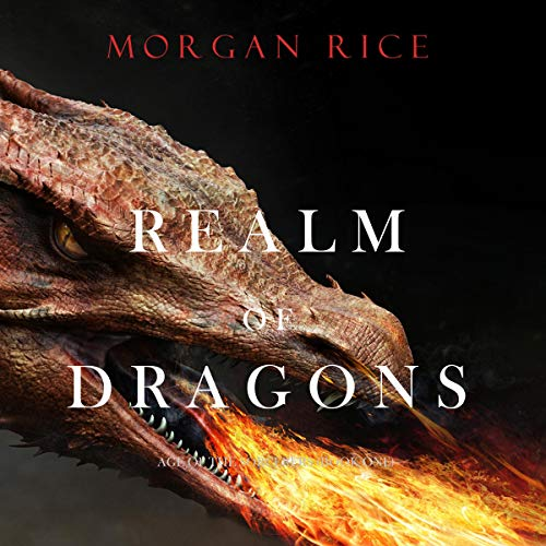 Realm of Dragons audiobook cover art