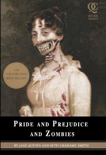 PRIDE & PREJUDICE & ZOMBIES BO (Quirk Classics)