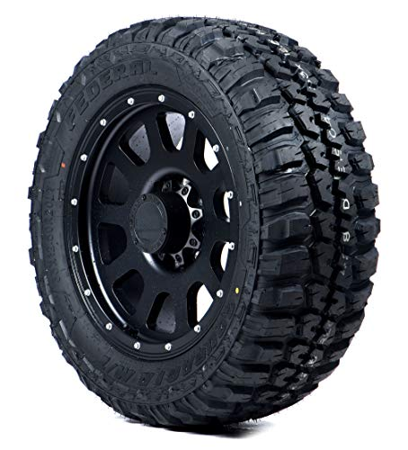 Federal Couragia M/T Performance Radial Tire-LT285/70R17 118Q
