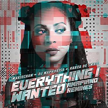Everything I Wanted (Amapiano Remixes)