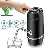 5 galones de Agua, eléctrica Agua Potable Bomba portátil dispensador de Agua, de Carga USB Decibel Diseño Baja, para al Aire Libre, Viaje, construcción, Inicio