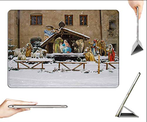 Case for iPad Pro 11 inch 2020 & 2018 - Christmas Nativity Scene Winter Josef Maria Crib