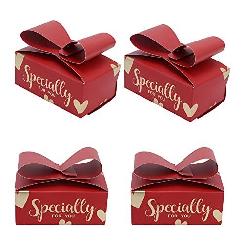 Caja De Regalo De 50 Piezas, Caja De Regalo De Boda Multifuncional para Su Boda, Fiesta Nupcial, Fiesta De Cumpleaños, Fiesta De Bebé, Fiesta De Navidad