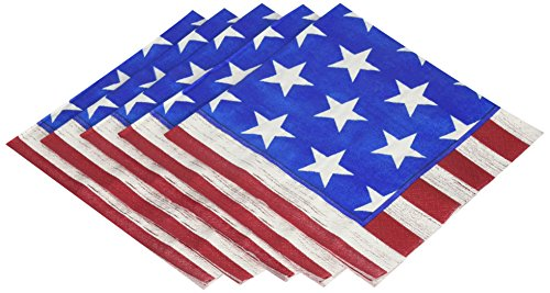 American Party Luncheon Napkins, 100 Ct.