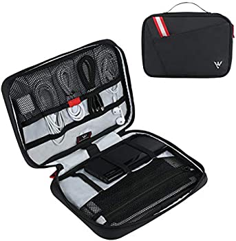 Catorex Electronic Organizer Travel Universal Cable Accessories Case