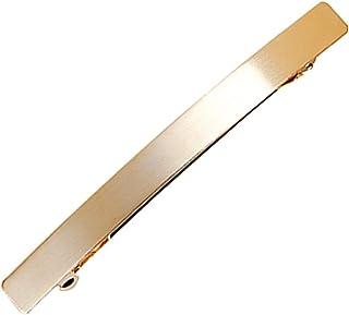 PPX Beau Barrette/Épingle/Peigne Cheveux/Clip a Cheveux/Pince a Cheveux/Mode Printemps côté Pince métallique Simple épingl...