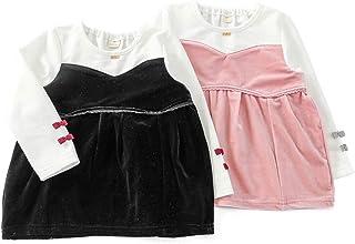 dolcina (ドルチーナ) ビスチェ風トレーナー (80~140cm) キムラタンの子供服 (33316-183) ピンク 110