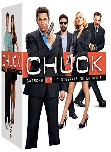 Chuck-Saisons 1-5-L'intégrale de la série